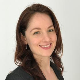 Portrait of Rebekah Bikker